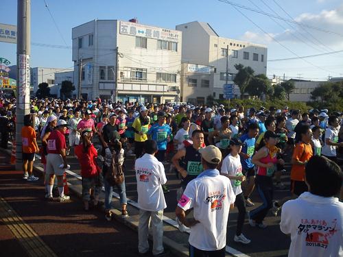 第25回 五島夕やけマラソン事業協力